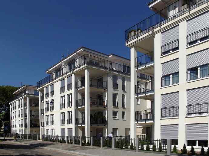 Eigentums-Wohnungsbau in Mannheim