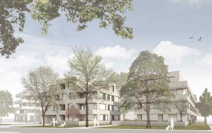 Planung : Karlsruher Architekten Kränzle + Fischer-Wasels