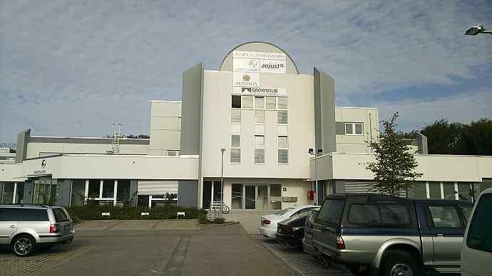 Gewerbegebäude BAB 5 Ausfahrt Karlsruhe-Süd, B3