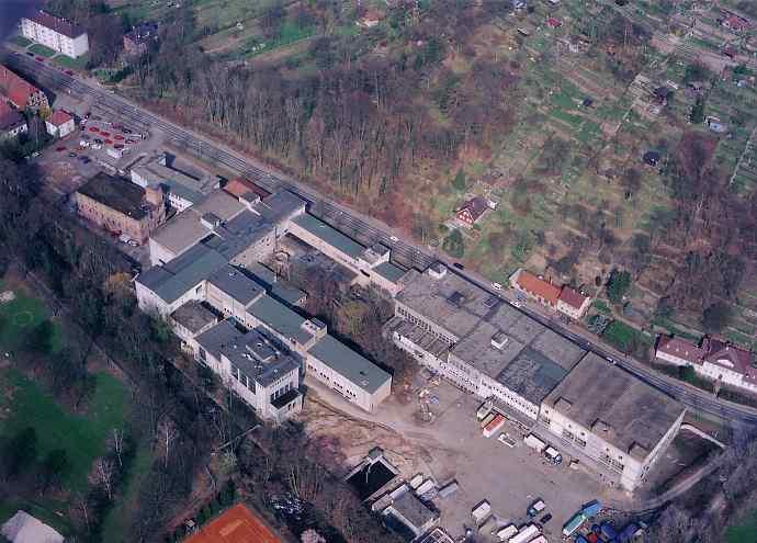 38.000 m² großes Industriegelände