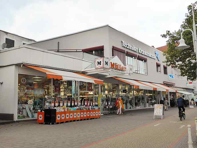 City Galerie in Homburg